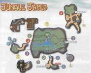 Jungle japes map