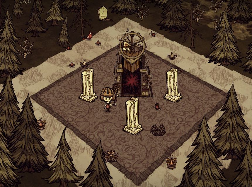 Carpeted Flooring Don T Starve Game Wiki Fandom