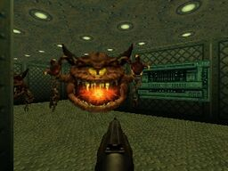 Doom64 cacodemon