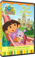 City Of Lost Toys DVD
