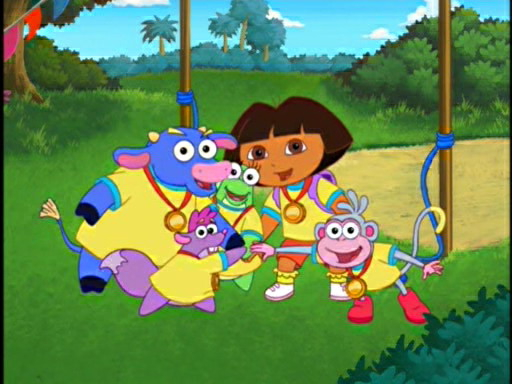 Dora Catch The Babies Pictures to Pin on Pinterest - PinsDaddy