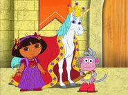 Unicornio becomes King