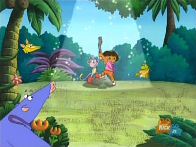 the magic stick dora the explorer wiki fandom powered