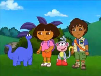 Baby Dino Dora The Explorer Wiki Fandom Powered By Wikia
