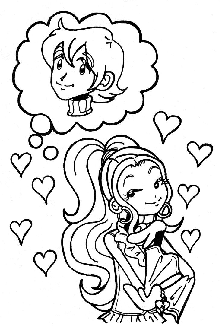 Coloring pages for dork diaries - Coloring Pages For Dork Diaries 52