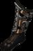 Direwolf beastman illusion set boots