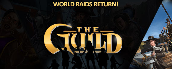 Scroller the guild raid reappearances week5