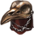 Helm deadly raven