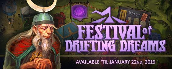 Scroller dotd festival drifting dreams 160114