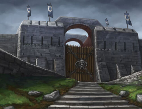 Kessov fort
