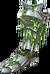 Acidic armor set boots