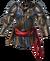 Chest coast warden