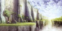 Morrigu Barrow Wall