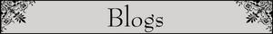 Blogs section title