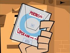 S01e04 Portals XL upgrade disc 1