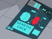 S01e14 genetic lock