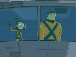 S02e03 Sam and Kwan in jumpsuits