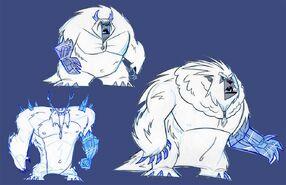 Frostbite sketches