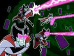 S01e19 duplicates fighting