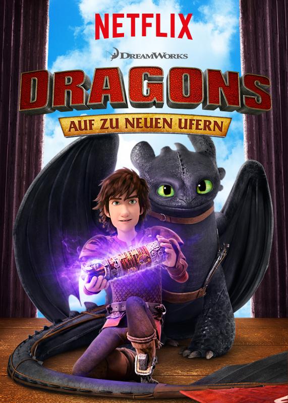 Dragons Auf Zu Neuen Ufern Die Neuen Folgen
