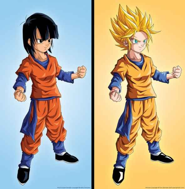 dragon ball az