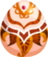 Henna Egg