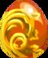 Gilded Egg