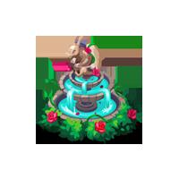 Romantic Fountain