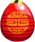 Red Lantern Egg