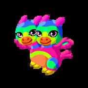 Double Rainbow Baby