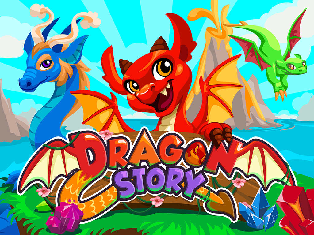 Dragon Story Social Dragon Dragon Story is a Mobile