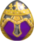 Warrior King Egg