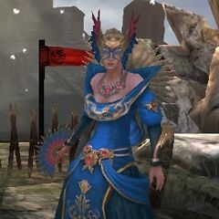 Empress Celene in <i>Heroes of Dragon Age</i> (Tier IV)