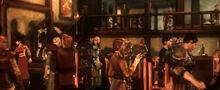 Warden's fall tavern