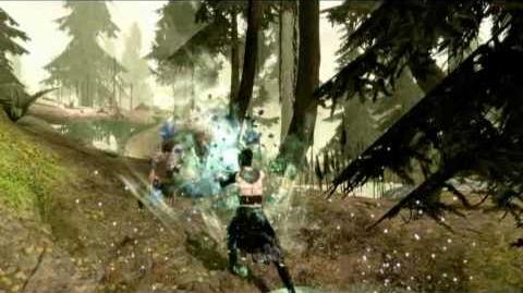 Morrigan Character Video