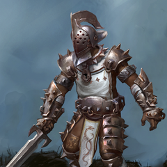 A Venatori Zealot in Heroes of Dragon Age