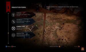 Inquisition Perks
