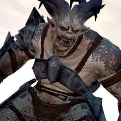 An Ogre from <i>Dragon Age II</i>