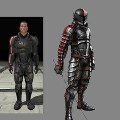N7 armor for DA