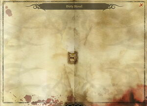 Map-Dirty Hovel