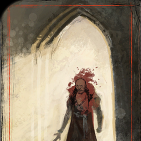 Lord Seeker Lucius tarot card