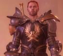 Warden Commander Armor