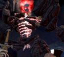Ancient rock wraith