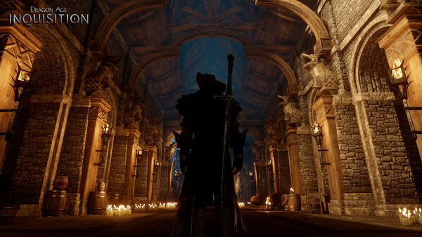 Dragon Age Inquisition hall