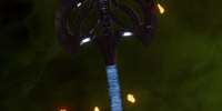 Double-Bearded Axe Schematic