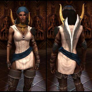 Initial armor