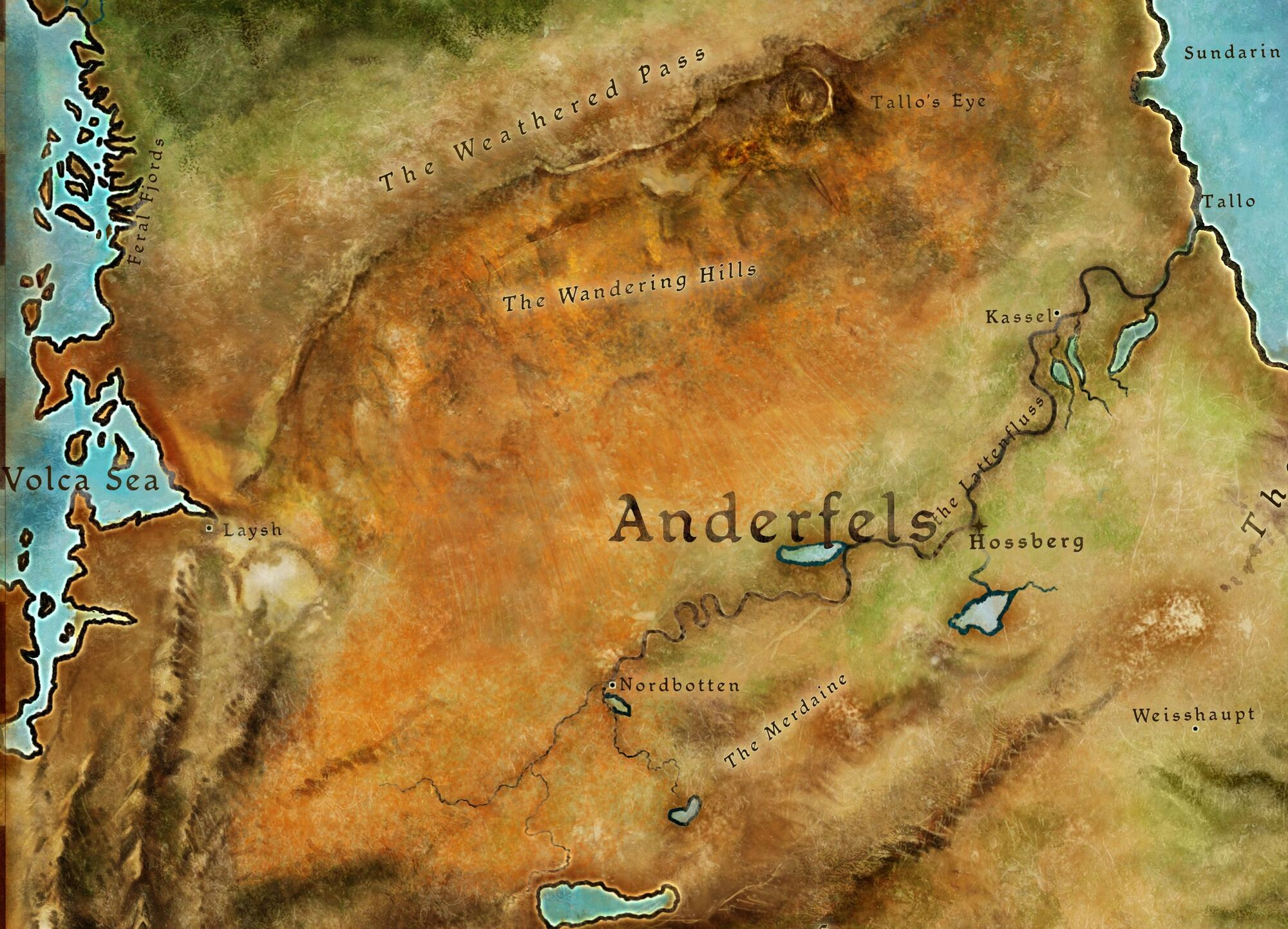 Anderfels Dragon Age Wiki Fandom Powered By Wikia