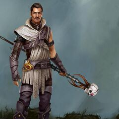 Promotional image of Dorian in Heroes of Dragon Age