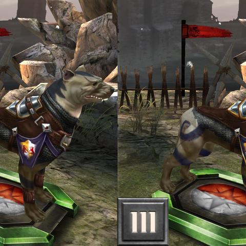 Tier progression of Barkspawn in <i><a href=