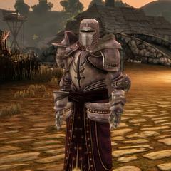Alternate Templar Regalia in <i>Dragon Age: Origins</i>